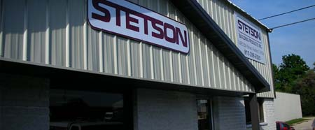 Stetson Rockford | Stetson Building Products