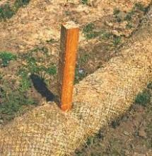 Wooden Wattle Stakes