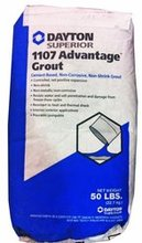 GROUT, 1107 ADVANTAGE -