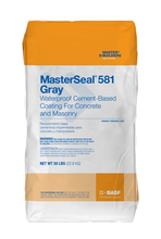 BASF MasterSeal 581 (Formerly Thoroseal)