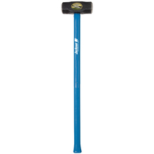 "AME 1198800 Jackson 8lb Sledge Hammer w/36"" Fiberglass Handle from Carter-W"