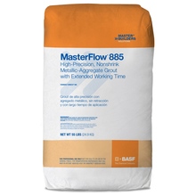 BASF MasterFlow 885 High-Precision, Non-Shrink Metallic Aggregate G
