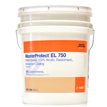 CHE 51719455 MasterProtect EL 750 Waterproof Coating Pastel 5/gal from Cart