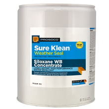 PRO 4002505 Prosoco Sure Klean Siloxane WB Concentrate Water Repellent 5/ga