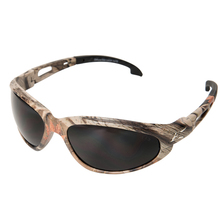 WOL SW116-CF Edge 129 Dakura Camouflage/Smoke Safety Glasses from Carter-Wa