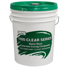 WRM 3011005500 Meadows 1100 Cure Clear Resin-Based, Concrete Curing Compoun
