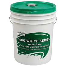 WRM 3016000500 Meadows 1600 White Curing Compound VOC Compliant 5/gal from
