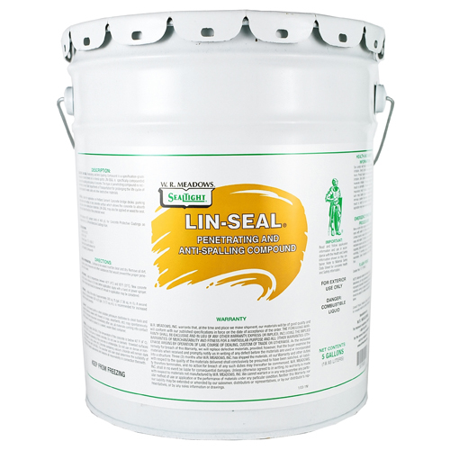 Meadows Clear Penetratring Concrete Sealer MODOT 5 Gal from